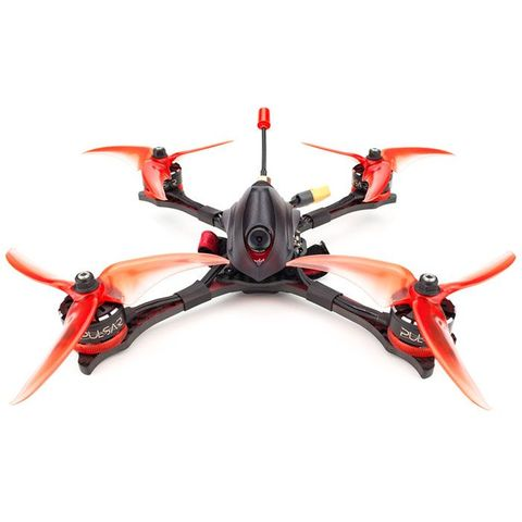 "EMAX Hawk Pro 5"" 4-6S FPV Racing Drone BNF Frsky D8 Receiver"