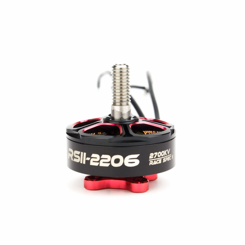 EMAX RSII 2206 2700KV Brushless Motor 3-4S Rece Spec II Red Buttom Motors