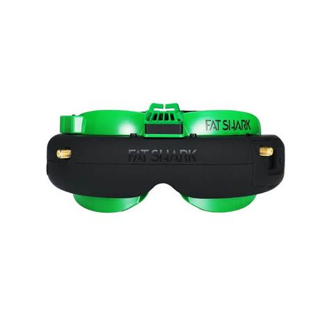 FatShark Attitude V5 OLED FPV Goggle with Diversity Receiver and DVR