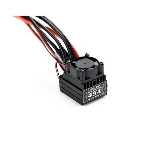 Flycolor Lightening 45A Brushless ESC for RC Cars