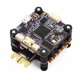 Flycolor X-Tower Omnibus F4 with ARM 32bit 4in1 40A ESC (3-6S)