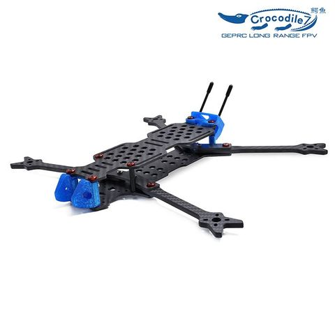 "GEPRC GEP-LC7 Crocodile7 7"" Frame for FPV Racing"