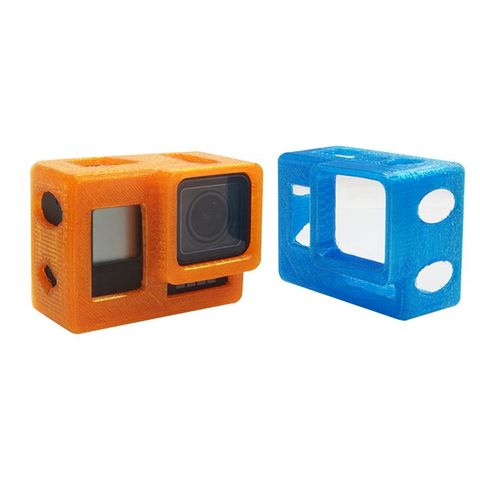 GoPro Hero 5/6/7 Mount 3D Print Parts for GoPro Mount