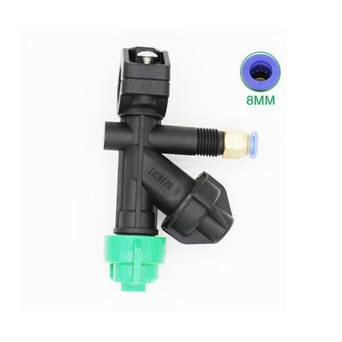 Agricultural Sprayer High Pressure Single Nozzles (8mm Water Pipe)