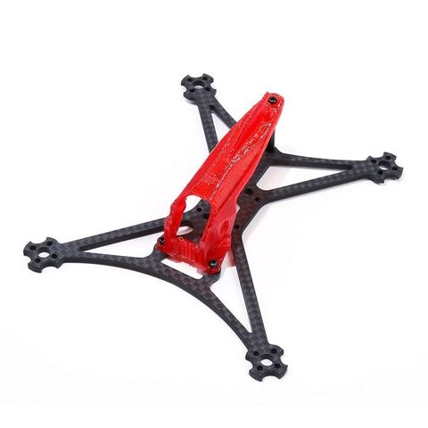 iFlight TurboBee 136RS 136mm 4S 3 Inch FPV Carbon Fiber Frame Kit with 3D Printing Canopy