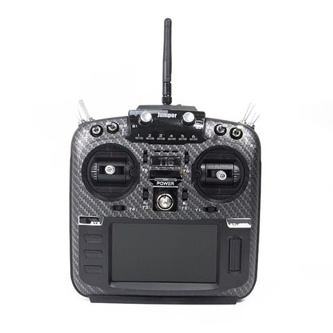 Jumper T16 Pro V2 Carbon Fiber Hall Gimbals Open Source Multi-protocol Radio Transmitter