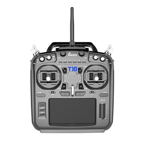 Jumper T18 Carbon Fiber JP5in1 Multi-protocol RF Module OpenTX Radio With Hall Gimbals