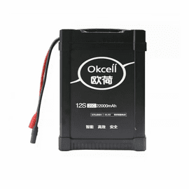 OKCELL 12S 22000MAH 20C Intelligent Battery for Agriculture Drone UAV Drones