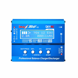 SKYRC IMAX B6 V2 60W 6A Professional Balance Charger/Discharger