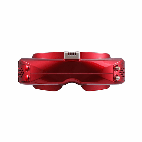 Skyzone SKY04X 5.8G 48CH 1280*960 OLED FPV Goggles with Steadyview Receiver DVR Head Tracker Function