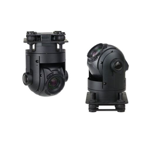 Tarot 2 Axis 10X Optical Zoom Camera Gimbal HDMI Output Support Upside down/Inverted Installation