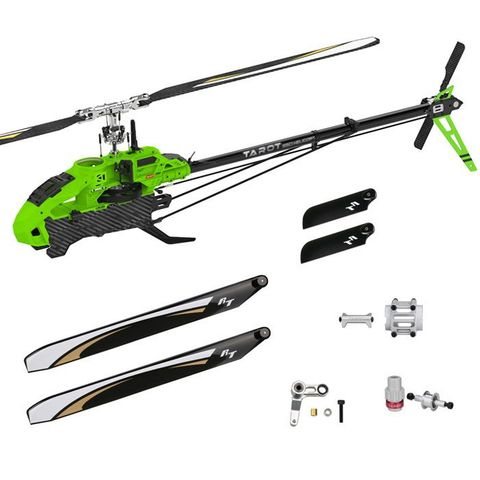 Tarot 550 RC Helicopter Frame Kit with Blade Version