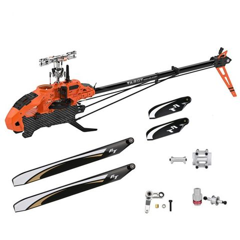 Tarot 600 Pro Helicopter Frame Kit with Blade Version MK6A00