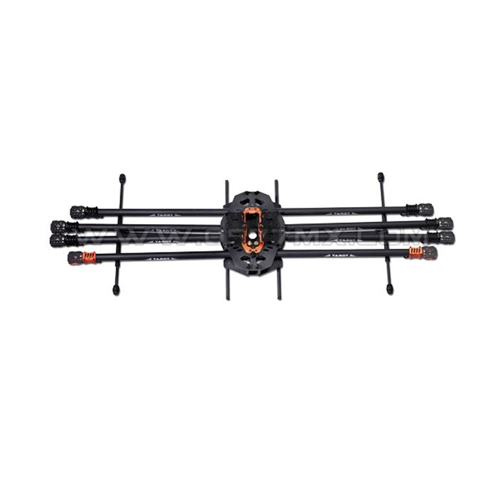 tarot t15 foldable octocopter frame tl15t00