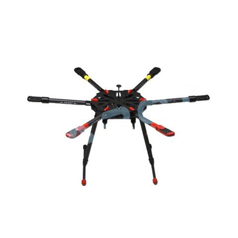 Tarot X6 6-Axis Hexacopter TL6X001 w/ Electronic Retractable Landing Skid for FPV
