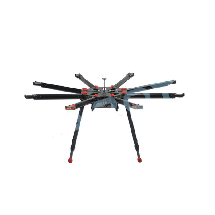 tarot x8 8  electronic retractable landing skid for fpv