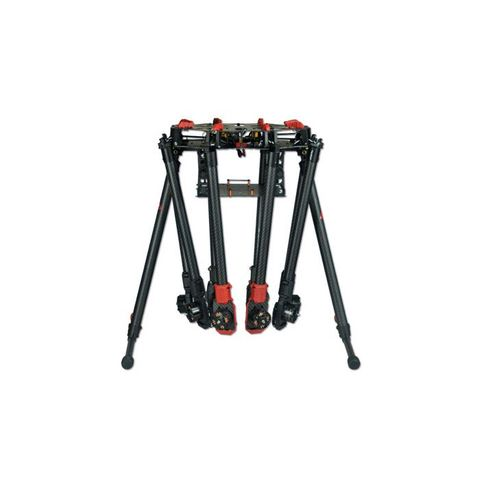 Tarot X8-II 8 Axis Multitor Frame Kit with Retracts for Aerial Photography TL8X000-PRO