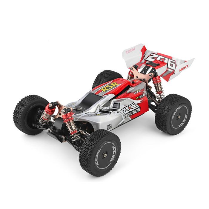 Wltoys 144001 1 14 2 4g 4wd Electric Rc Racing Remote Control Car 60 Km H