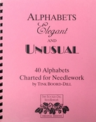 Alphabets Elegant And Unusual