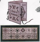 An Accordian Book of Ornament