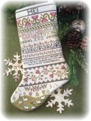 Band Sampler Stocking