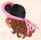 Becky w/Pink Ribbons