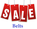Belt Canvases on Sale