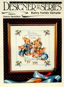 Bunny Family Sampler