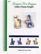 Celtic Chess Knight