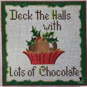 Deck the Halls with Lots of Chocolate