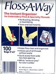 Floss-A-Way -- 100pack