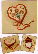 Flowers From the Heart Needle Book