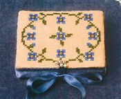 Forget-Me-Not Needle Book