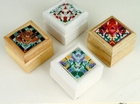 Four Seasons Ring Boxes