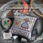 Fragments in Time 2020 No.4
