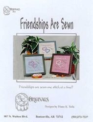 Friendships Are Sewn