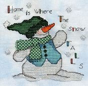 Home Is Where The Snow Falls