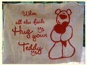 Hug Your Teddy