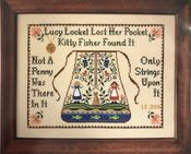 Lucy Locket Sampler