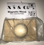 Magnetic Wood