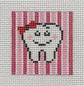 Mini Tooth Pink