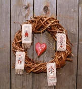 Motif Sampler Ornaments
