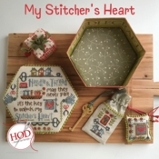 My Stitcher's Heart