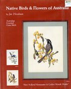 New Holland Honeyeater & Golden Wreath Wattle