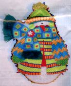 New Patchwork Snowman