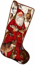 Woodland Santa by Tapestry Tent