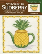 Pineapple Teapot & Cup