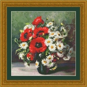 Poppies & Daisies Bouquet