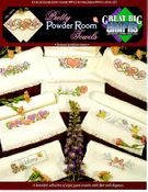 Pretty Powder Room Towels