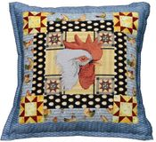 Quilt Block Rooster